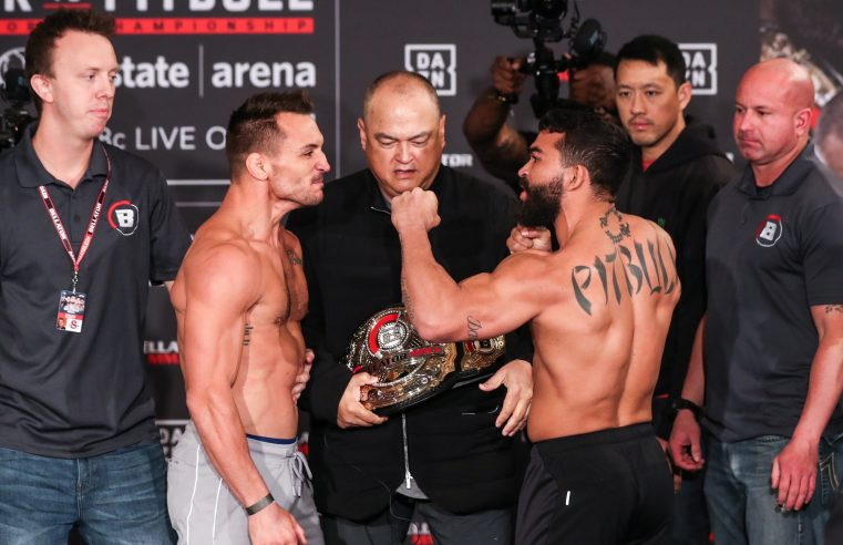 Patricio Freire: Michael Chandler Beats Everyone In The UFC