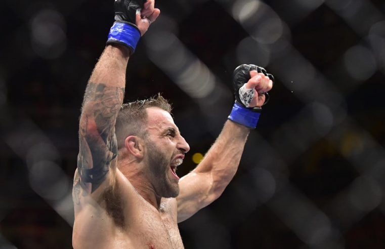 Alex Volkanovski Names The Two Men Most Likely To Challenge Him Next