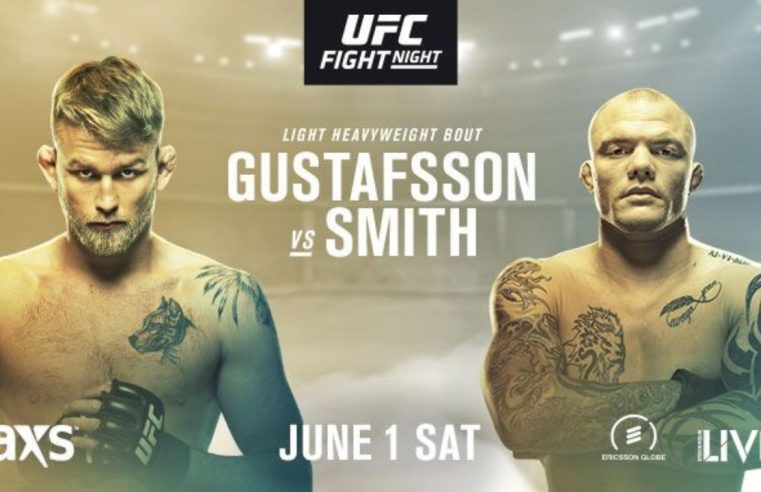 UFC Stockholm Pre-Fight Videos