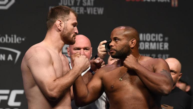 UFC Fight News: Including Miocic vs Cormier And Volkanovski vs Holloway
