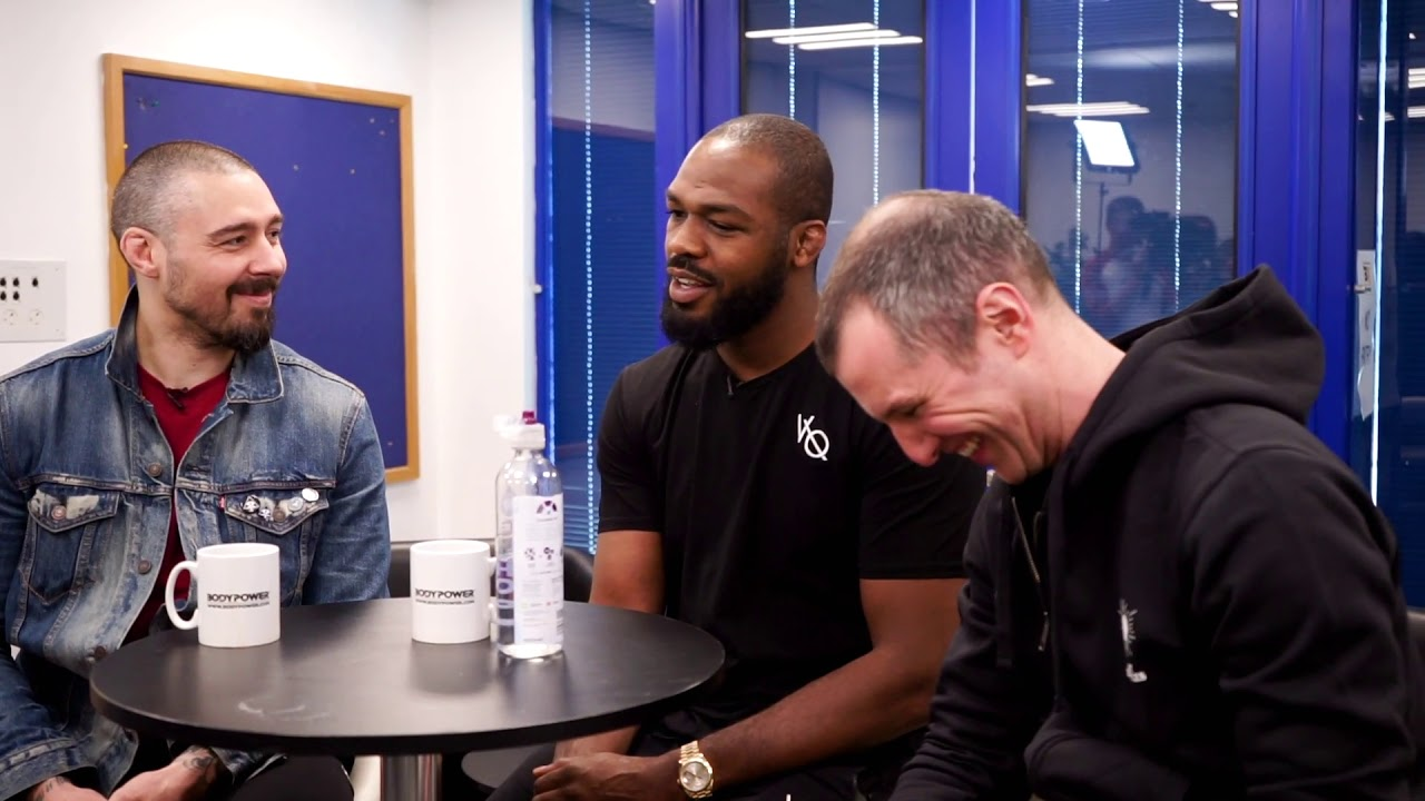 Dan Hardy Says Fighter To Beat Jon Jones Technically Isn't In UFC Yet