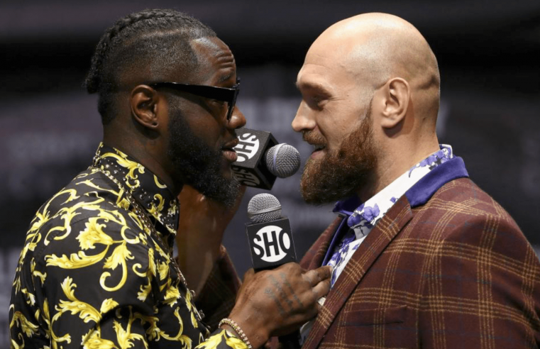 Tyson Fury Wasn't Impressed With Deontay Wilder In Their Rematch