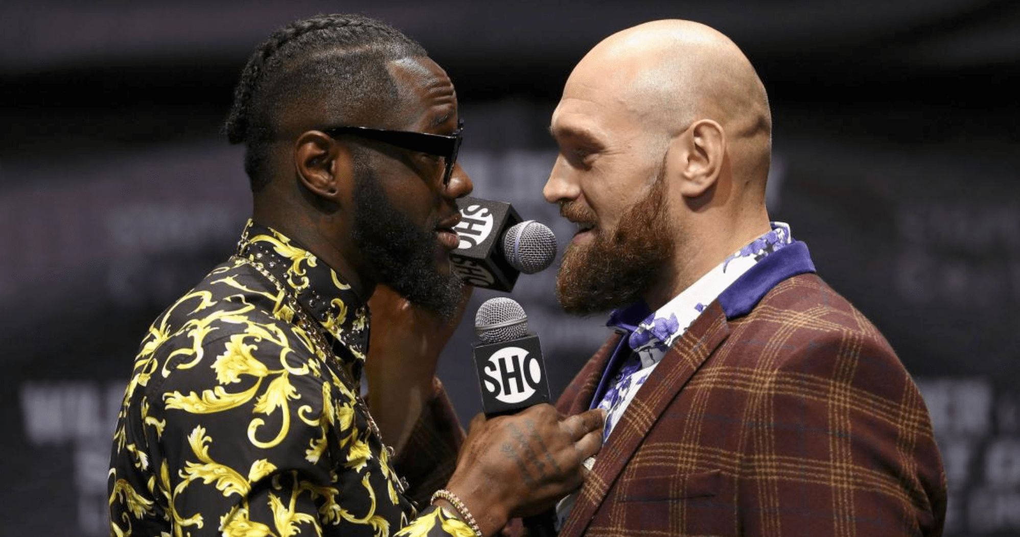 Tyson Fury Not Looking Past Deontay Wilder Potential Trilogy Fight
