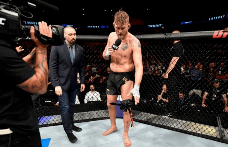The MMA World Reacts To Alexander Gustafsson's Retirement