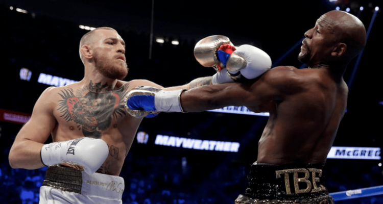 Boxing UFC Conor McGregor vs Floyd Mayweather