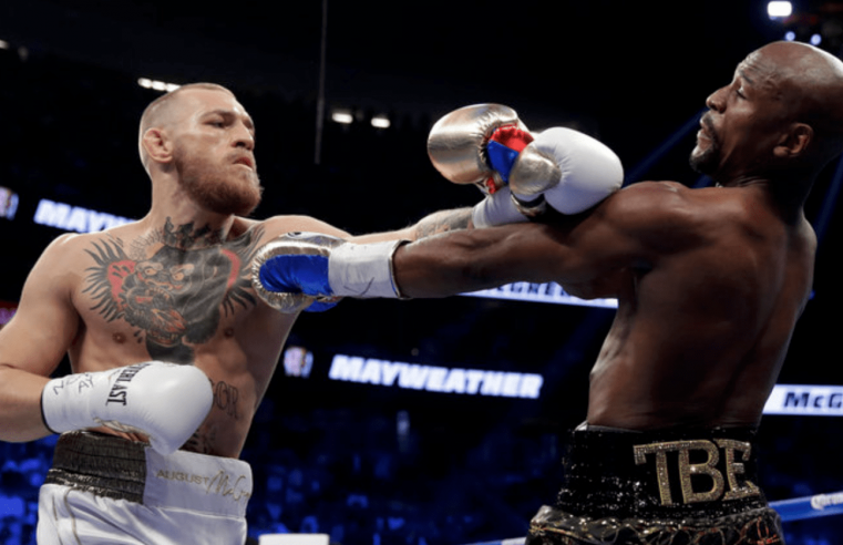 Conor McGregor Warned: No One Can Outbox Floyd Mayweather