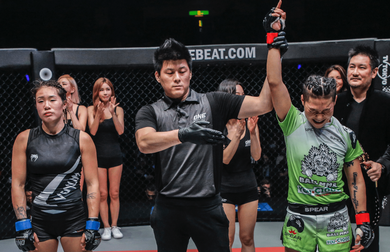Chatri Sityodtong: Xiong Jing Nan vs Angela Lee Rematch In The Works