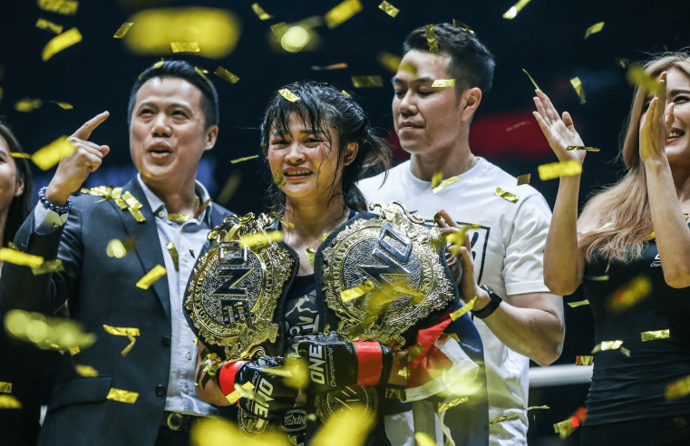 Stamp Fairtex: I Will Show That Thais Are Best In The World At Muay Thai