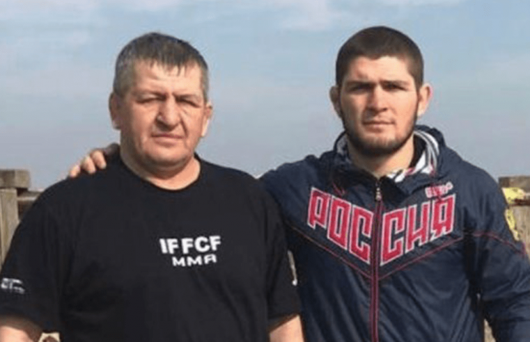 Khabib Gives Update On His Father, Abdulmanap Nurmagomedov