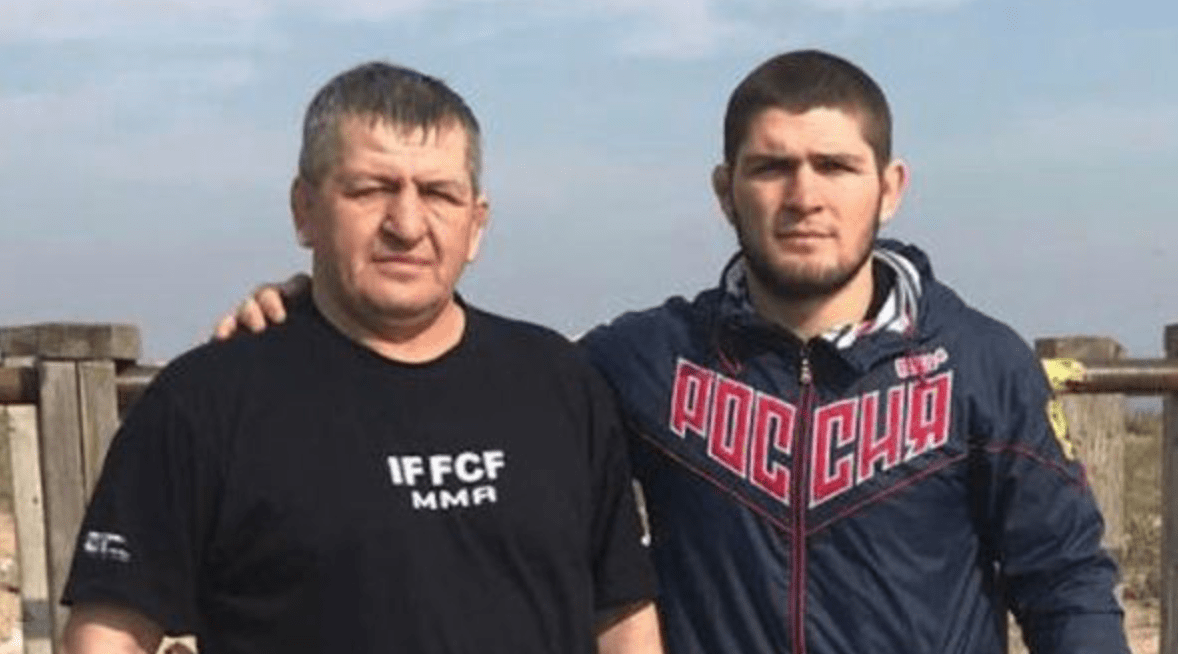 Khabib Gives Update On His Father, Abdulmanap Nurmagomedov