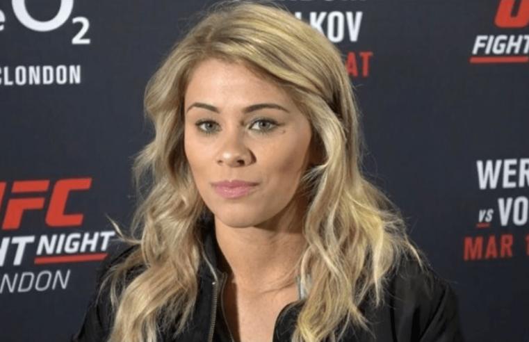 Paige VanZant To Undergo A Third Operation On Her Arm