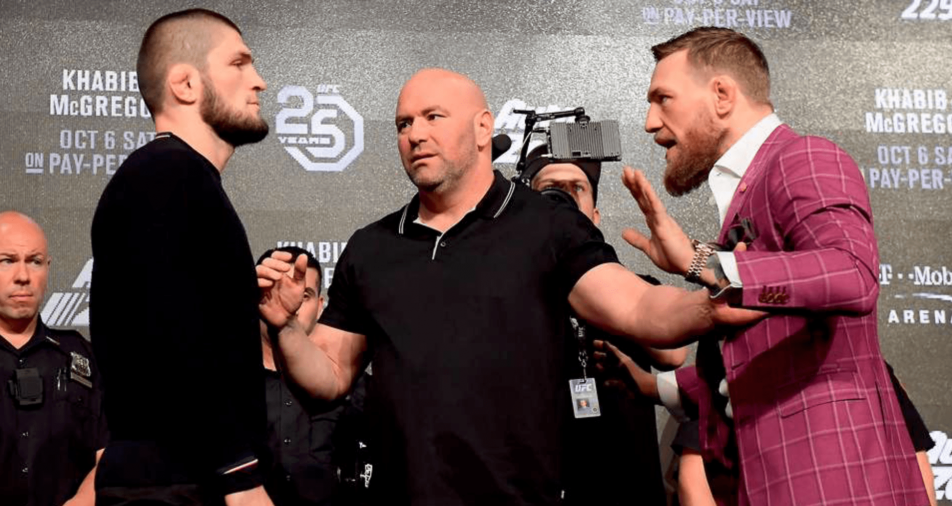 Dana White Talks Khabib Being 'The Man', Options For McGregor