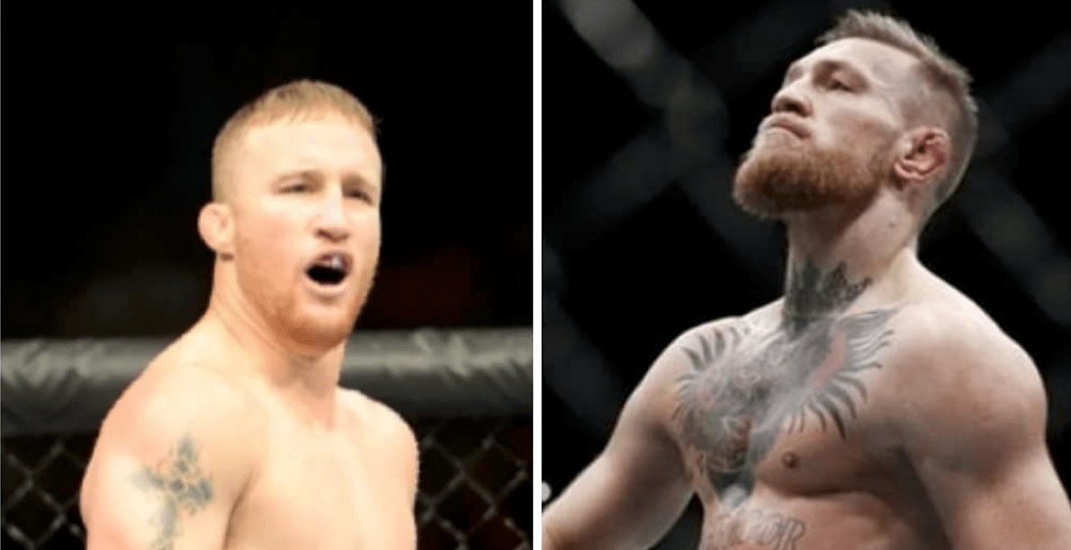 UFC: Gaethje Believes McGregor Will Have Confidence To Fight Him Now