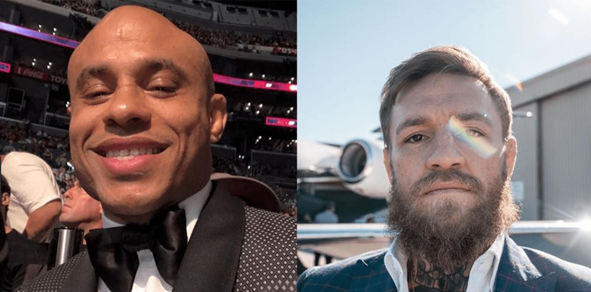 UFC: Ali Abdelaziz Hits Back At 'Jealous Prostitute' Conor McGregor