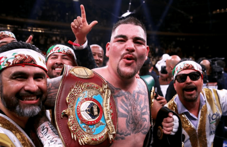Andy Ruiz Aiming For Deontay Wilder Fight