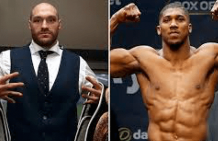 Tyson Fury Full Of Praise For Anthony Joshua