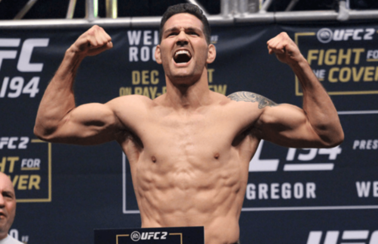 UFC: Chris Weidman Believes He's A 'Bad Matchup' For Israel Adesanya