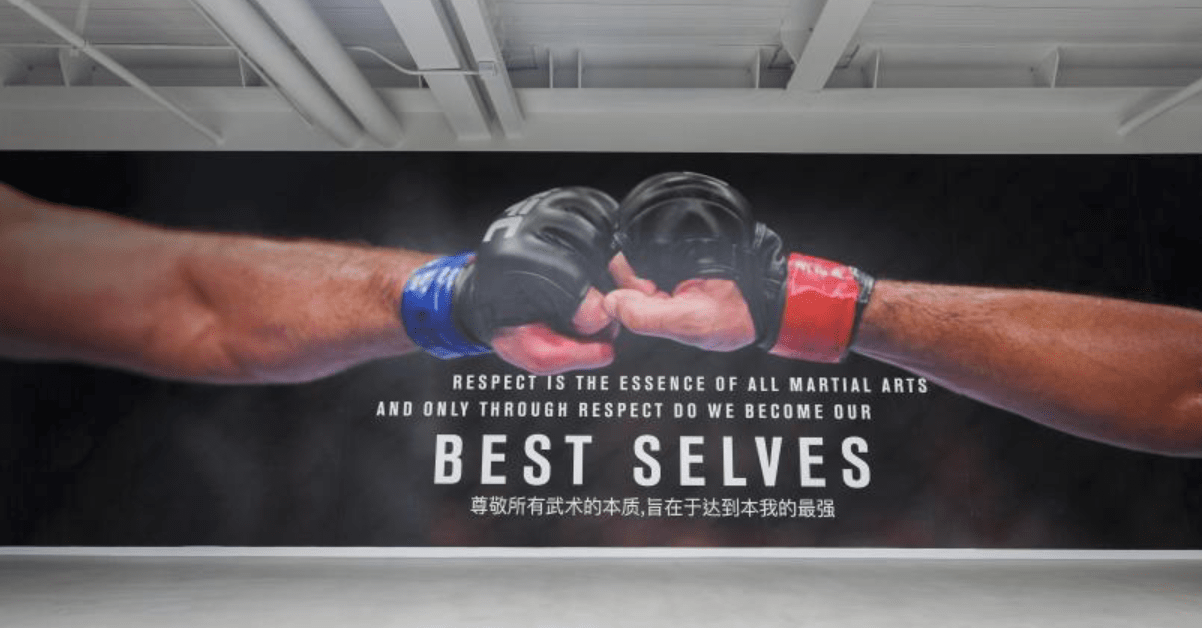 UFC To Launch UFC Academy Combine Next Week In China