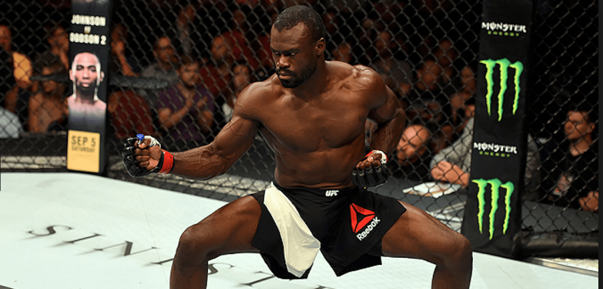 Coach Believes Uriah Hall Has Improved Enough To Beat Israel Adesanya