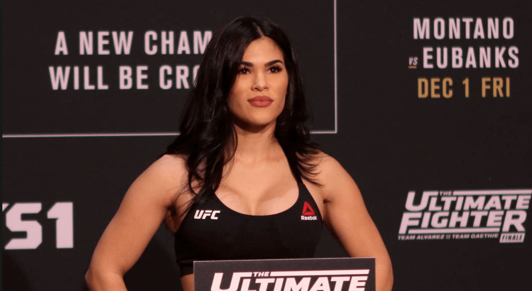 UFC: Rachael Ostovich Suspended By USADA
