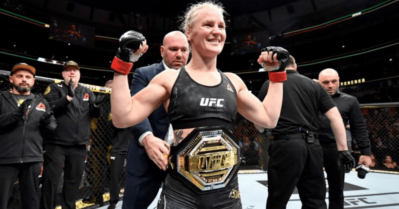 UFC: Valentina Shevchenko Wants To Live On Dana White's Fight Island