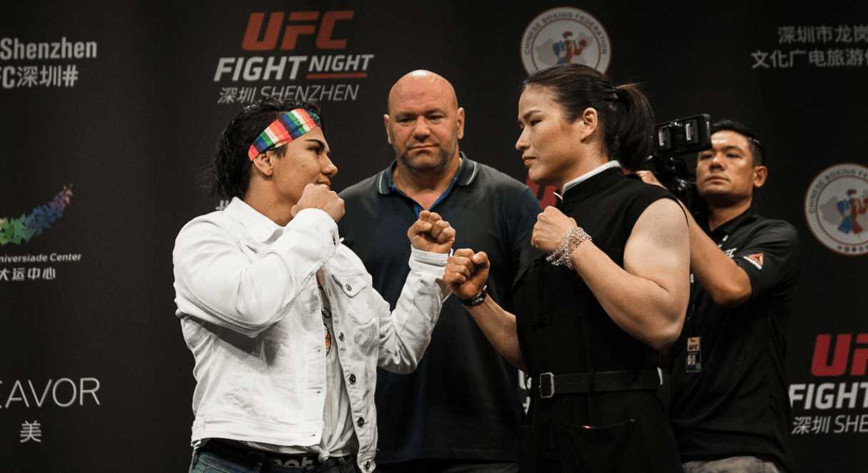 China to Host its First Ever UFC Title Fight At UFC Shenzhen