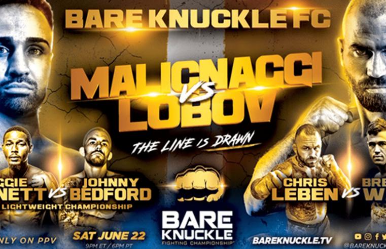 BKFC 6 Results: Malignaggi vs Lobov