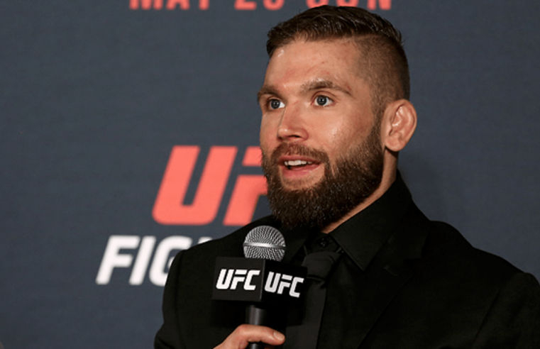 Jeremy Stephens Calls Out 'The Korean Zombie'