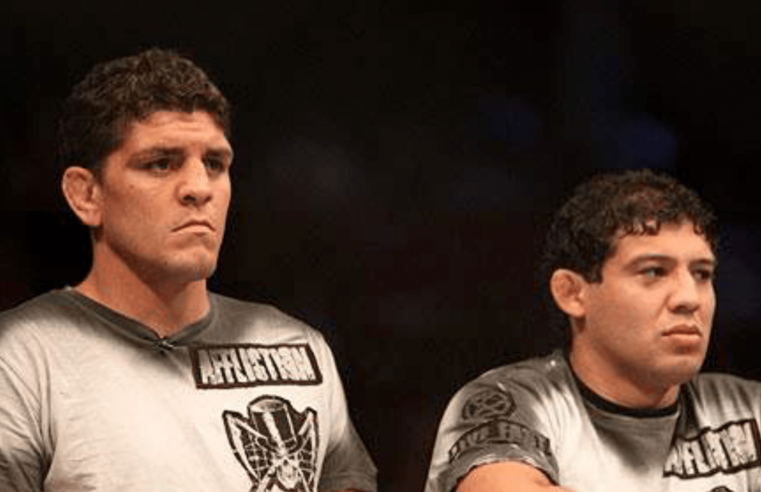 Gilbert Melendez: Nick Diaz Is Back In Training