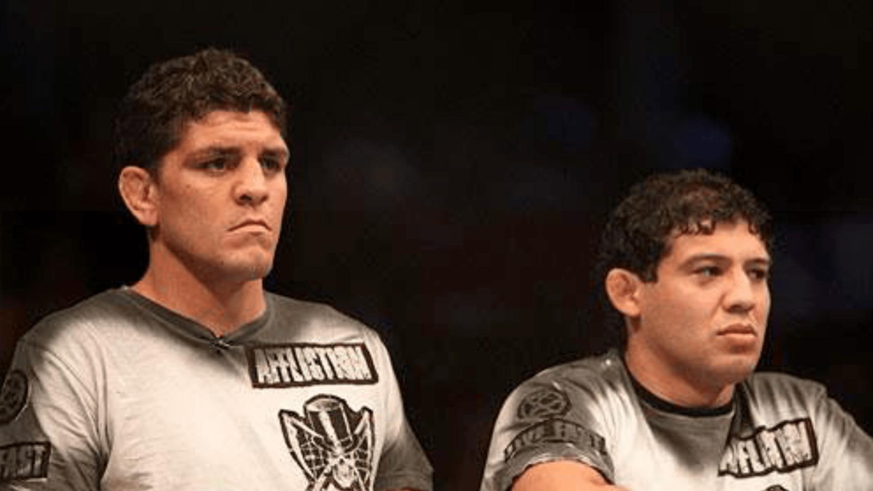 Gilbert Melendez: Nick Diaz Is Back In Training