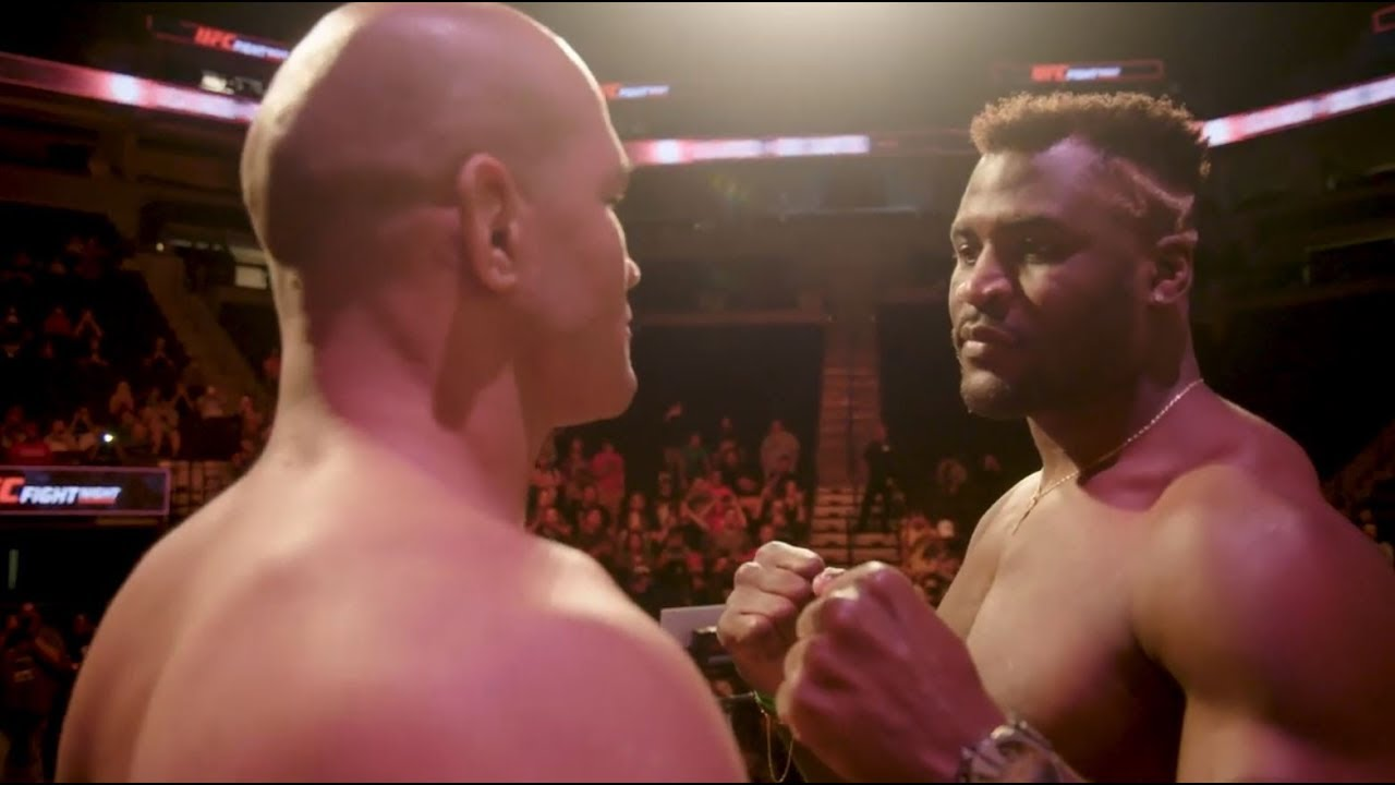 UFC Minneapolis Results: Ngannou Runs Over Dos Santos