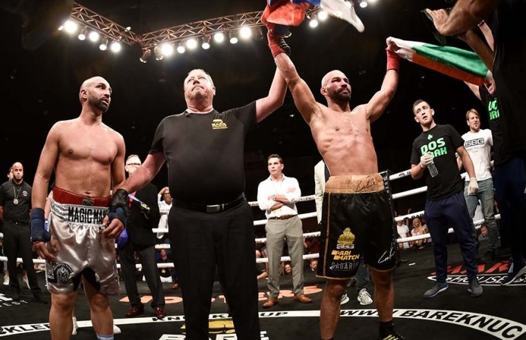 BKFC 6: Twitter Reacts To Artem Lobov Winning Against Paulie Malignaggi