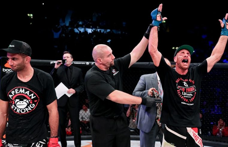"""Gegard Mousasi Vows To Retire If He Loses Again To """"Cheat"""" Rafael Lovato Jr."""