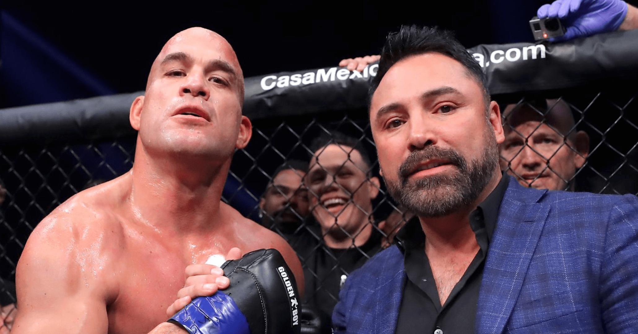 Tito Ortiz Provides Update On Golden Boy MMA, Talks About Dana White