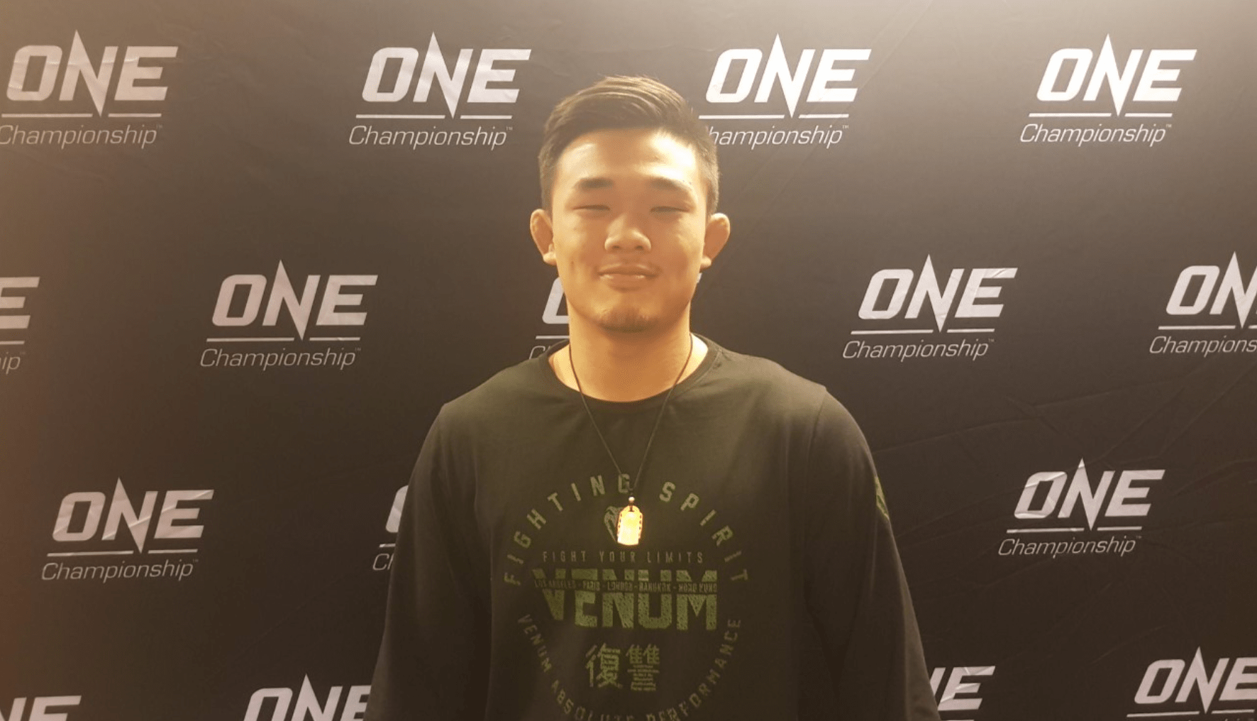 Christian Lee Reveals Who He Wants To Face Next