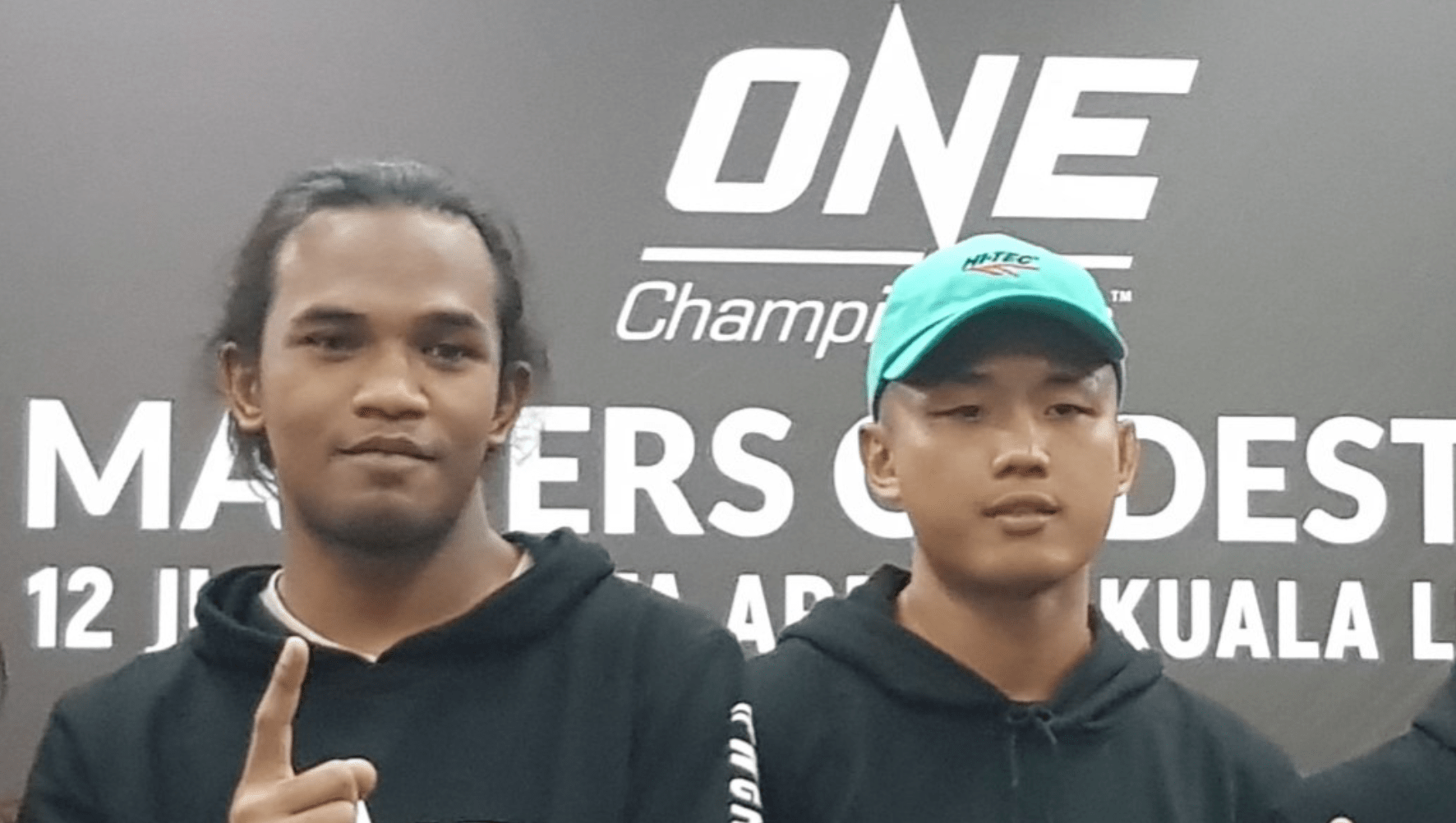 Exclusive Interviews Withn Aiman Muhammad And Gianni Subba