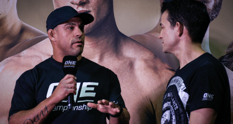 Vitor Belfort on ONE Championship US Tour