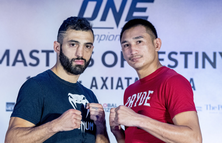 ONE: Masters Of Destiny Pre-Fight Interviews