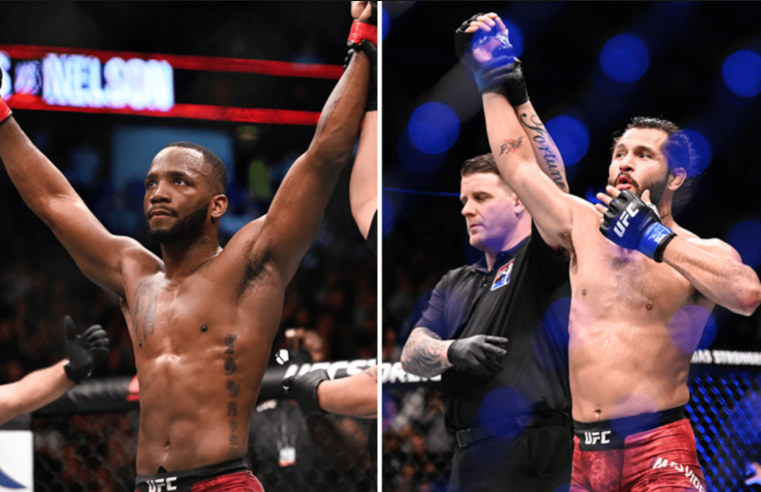 Leon Edwards Accuses Jorge Masvidal Of Running Away From Title Fight