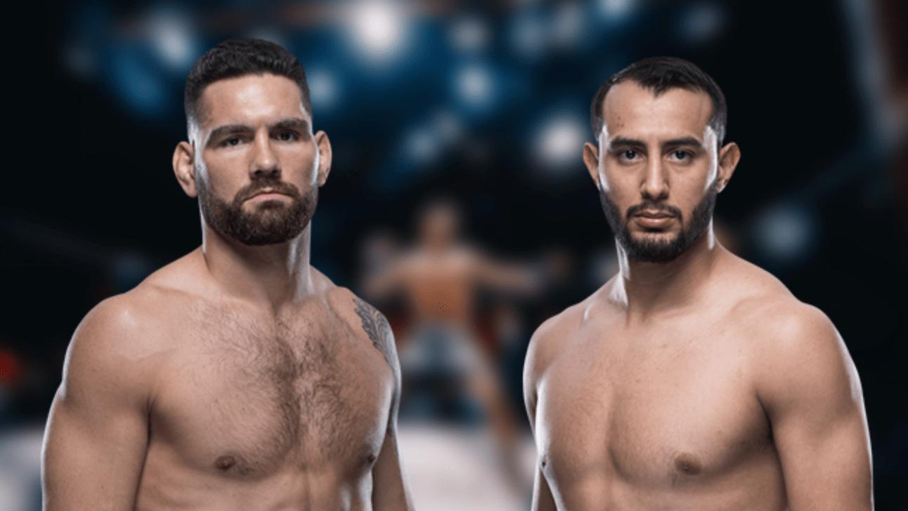 UFC Boston: Reyes vs Weidman Weigh-In Results