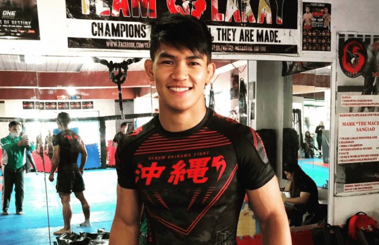 Danny Kingad's Been Training Non-Stop For ONE Flyweight GP Semifinal