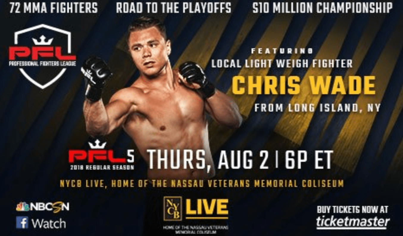 PFL 5 Results And Playoff Brackets