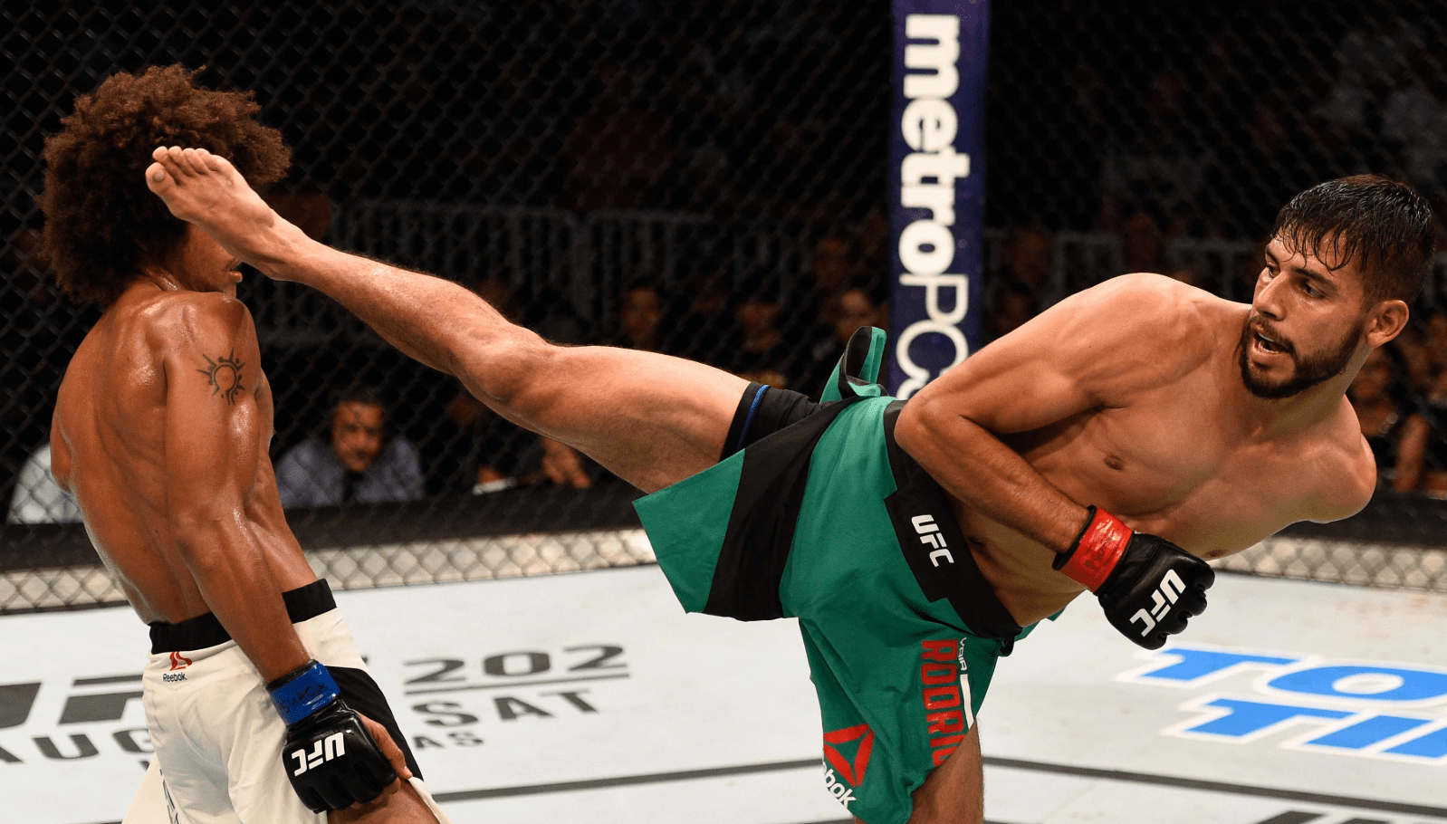 Yair Rodriguez To Return On Mexico City Card