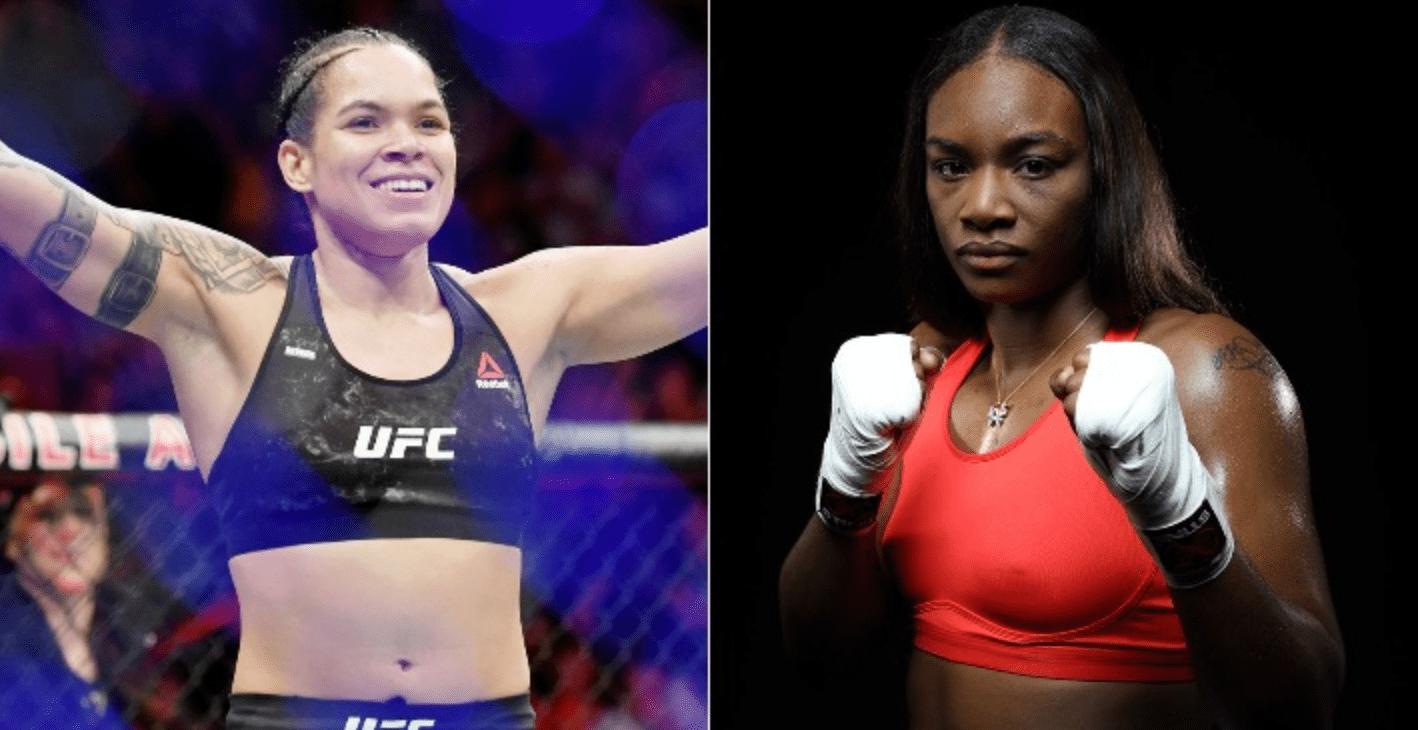 Amanda Nunes Responds To Talk Of Claressa Shields Moving To UFC