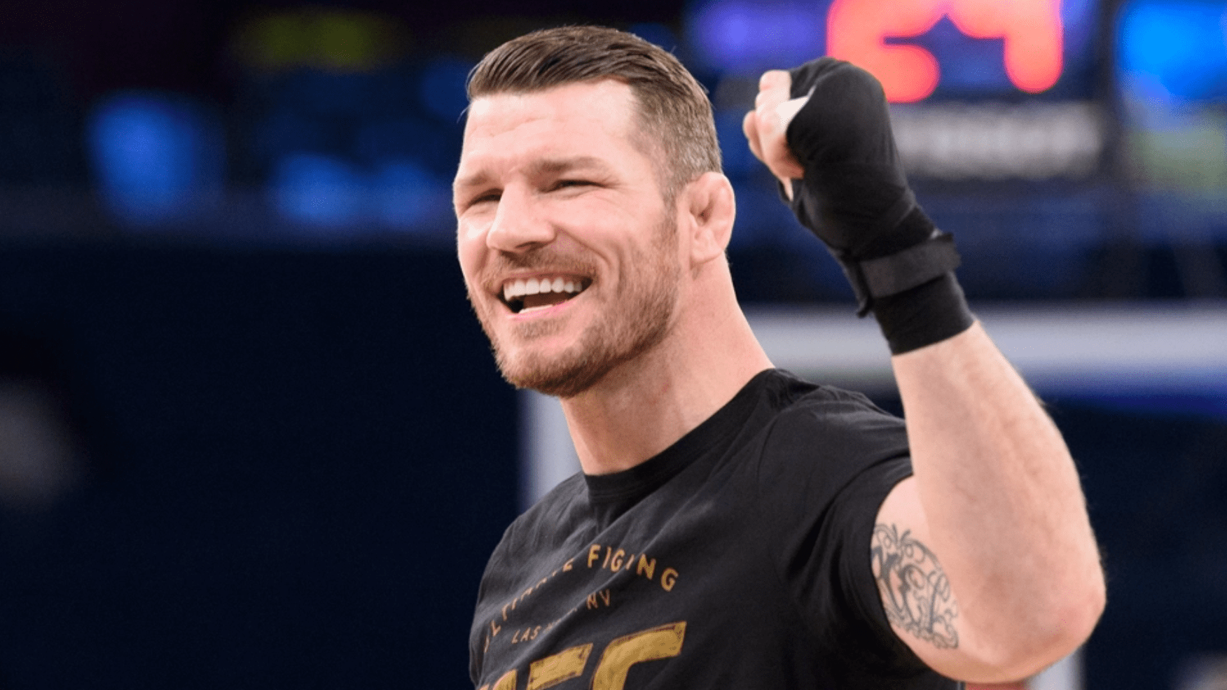 Michael Bisping Talks Eye Injury, Disliking Vitor Belfort