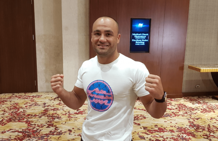 Eddie Alvarez Thinks He's Close To Becoming Lightweight GOAT