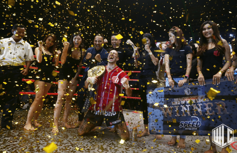 Dave Leduc Becomes The WLC Inaugural Cruiserweight World Champion
