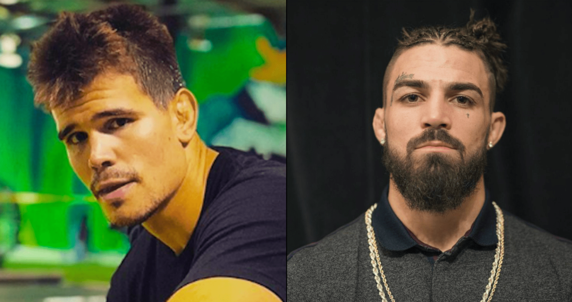 UFC: Mickey Gall Reacts To Mike Perry's Unique Corner Setup