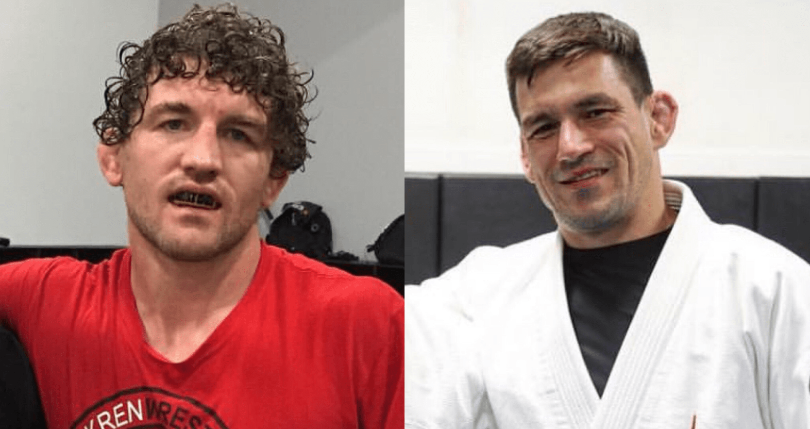 Ben Askren And Demian Maia Agree To Fight In Singapore