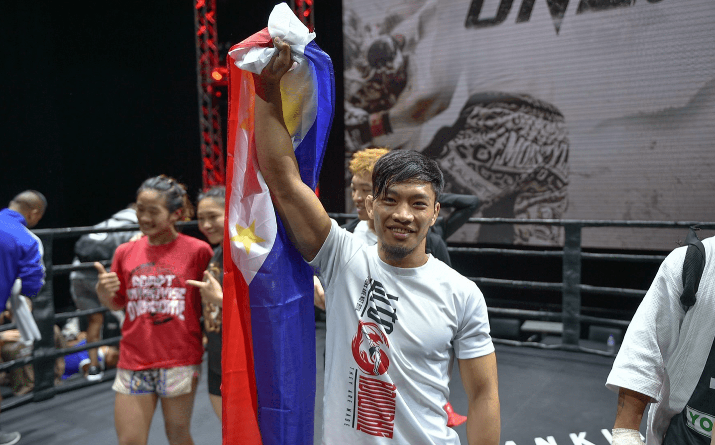 Lito Adiwang's Rise From Fitness Instructor To ONE Championship